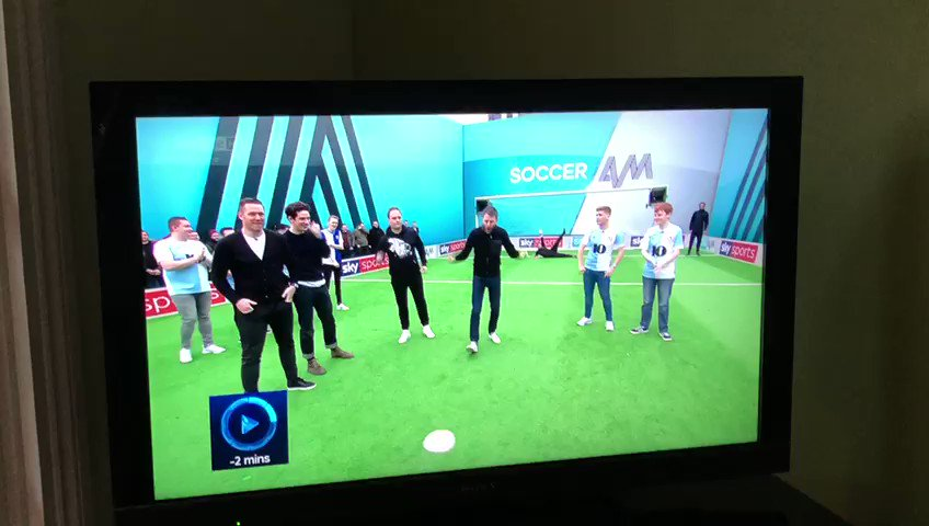 The Pudsey One's photo on soccer am