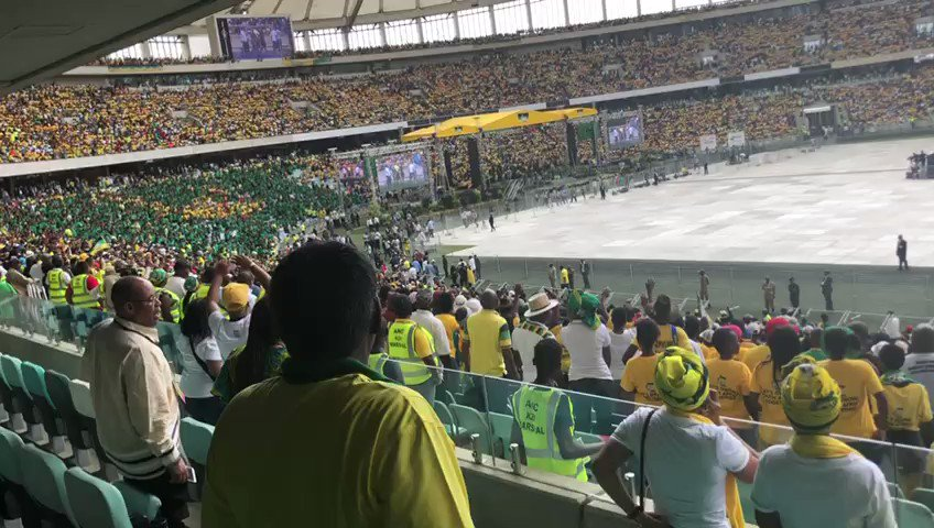 CIC of the Zuma Defence Force's photo on #ANC107