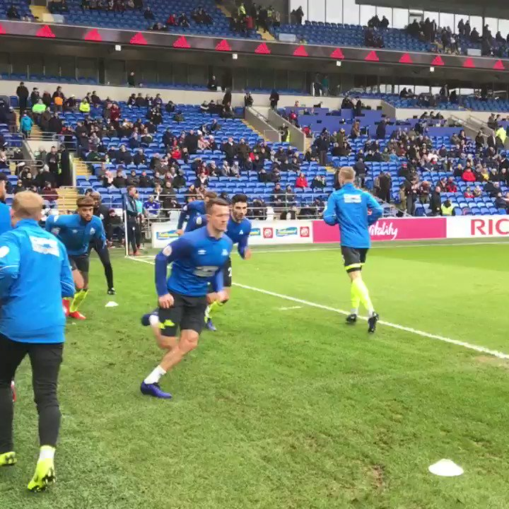 RT @htafcdotcom: ⏰ In they go!  #htafc #CARHUD (AT) https://t.co/jBno6ZpaFK