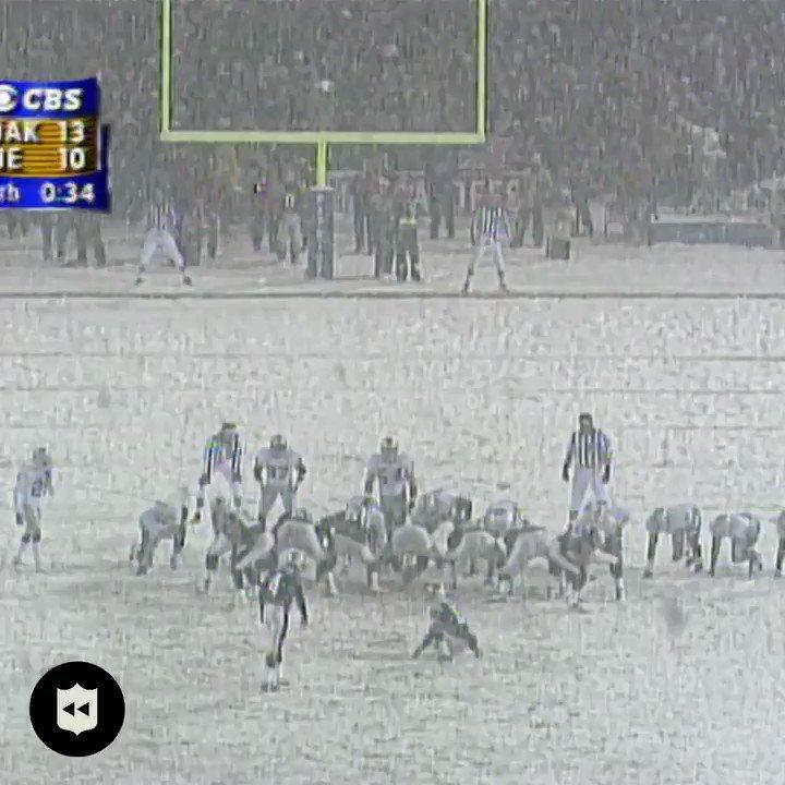 CBS Sports's photo on vinatieri