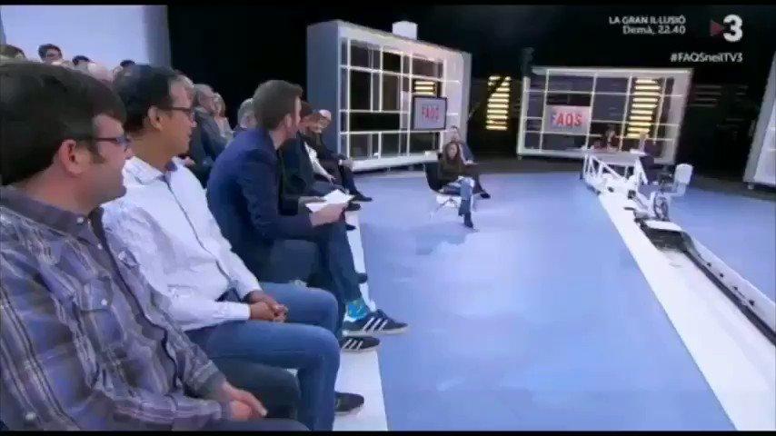 Mireia Boya Busquet's photo on #FAQSneilTV3