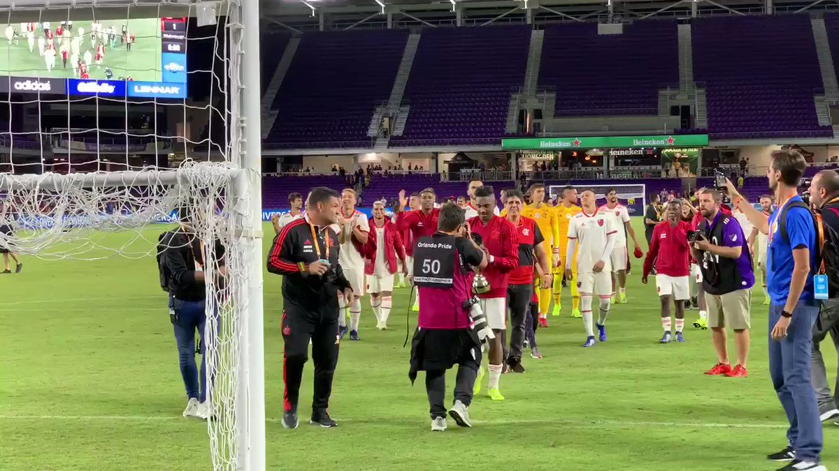 Paparazzo RubroNegro's photo on #FloridaCup