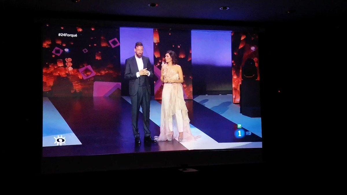PALOMITAS DE MAÍZ's photo on #PremiosForqué