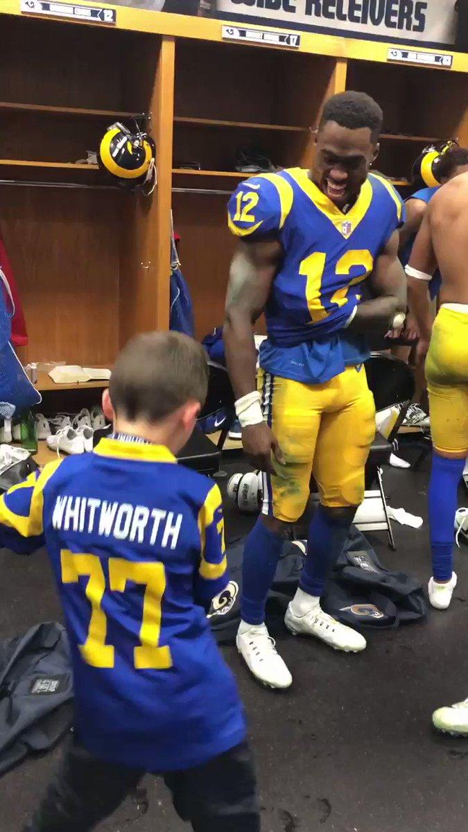 Los Angeles Rams's photo on #LARams