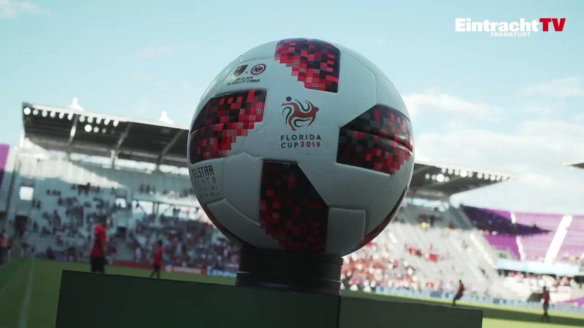 Eintracht Frankfurt's photo on #FloridaCup