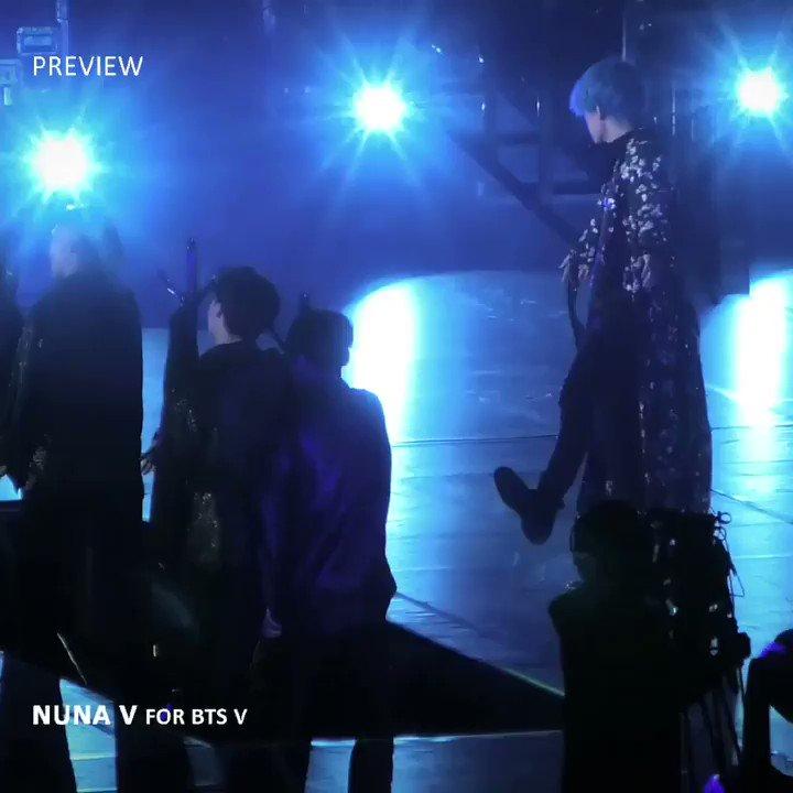 RT @_nuna_V: [PREVIEW] 190113 LYS tour in Nagoya 📹 블루 싱귤 #태형 #BTSV #Taehyung #방탄소년단 #BTS  @BTS_twt https://t.co/HUaIdPS6Cy