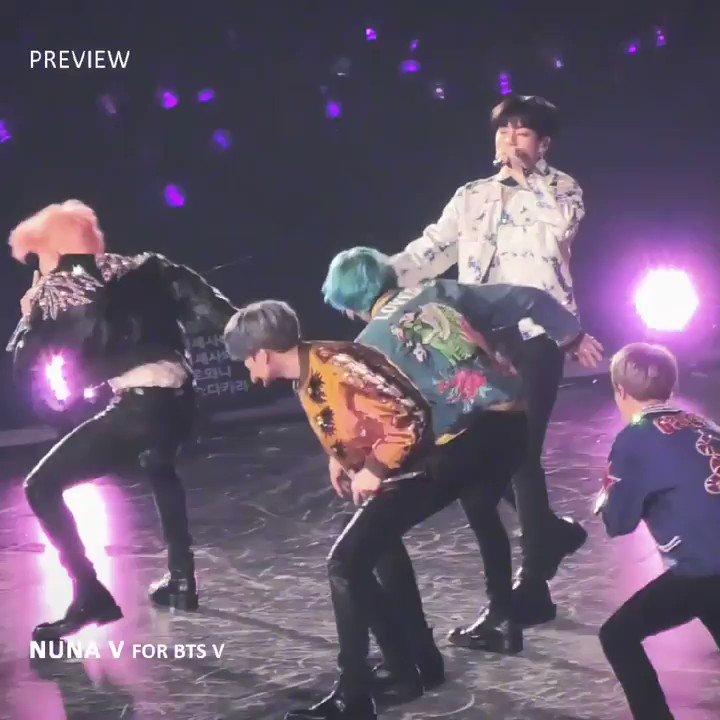 RT @_nuna_V: [PREVIEW] 190113 LYS tour in Nagoya 📹 DNA #태형 #BTSV #Taehyung #방탄소년단 #BTS  @BTS_twt https://t.co/p2E6YP4FnY