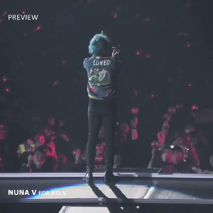 RT @_nuna_V: [PREVIEW] 190113 LYS tour in Nagoya 📹 쩔어 #태형 #BTSV #Taehyung #방탄소년단 #BTS  @BTS_twt https://t.co/ZrzEEcb4uo