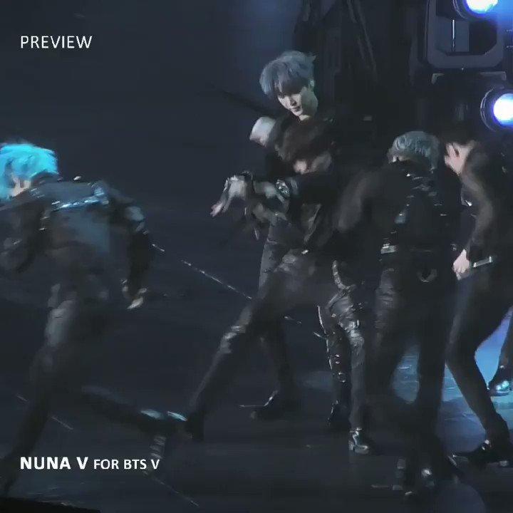 RT @_nuna_V: [PREVIEW] 190113 LYS tour in Nagoya 📹 FAKE LOVE #태형 #BTSV #Taehyung #방탄소년단 #BTS  @BTS_twt https://t.co/t9VsJhhkGH