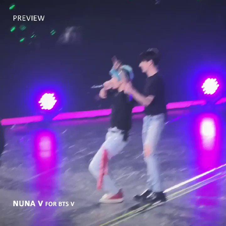 RT @_nuna_V: [PREVIEW] 190113 LYS tour in Nagoya 📹 앙팡맨✊ #태형 #BTSV #Taehyung #방탄소년단 #BTS  @BTS_twt https://t.co/cuCPtXjIbK