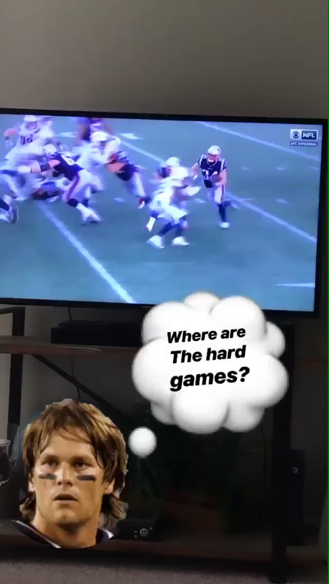 Tom Brady right now, probably
