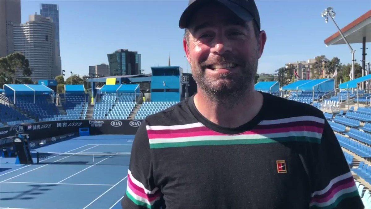 Raemon Sluiter blikt vooruit op De Australian Open