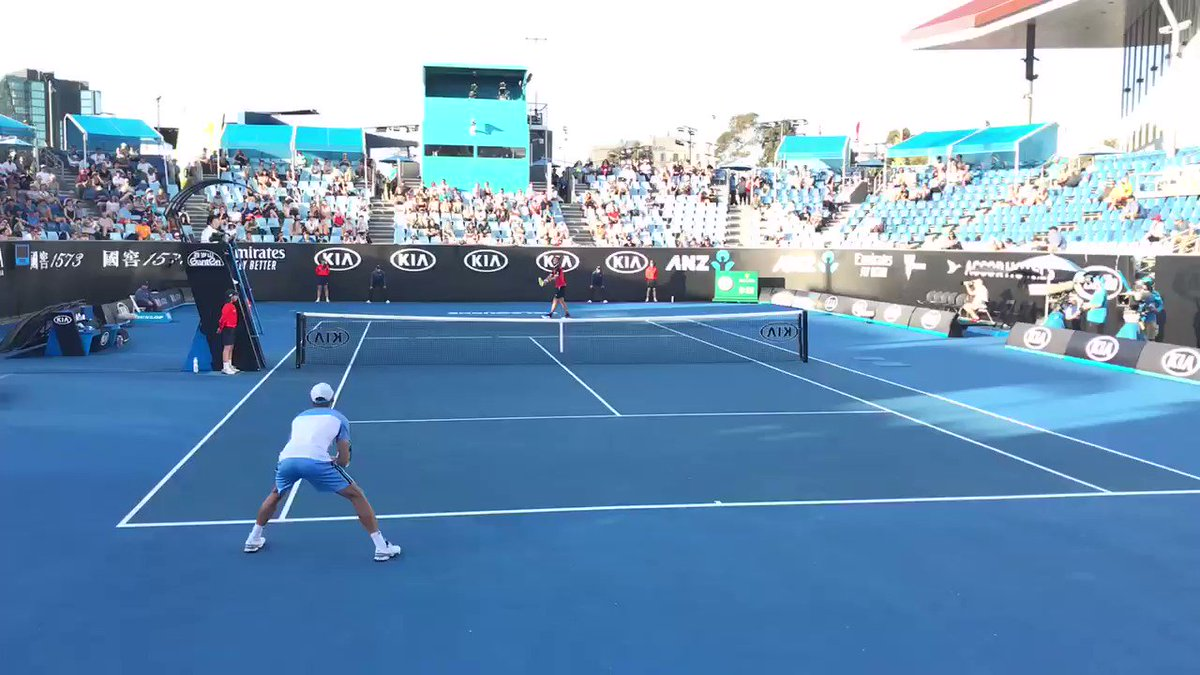 Jedd Zetzer's photo on Rafael Nadal