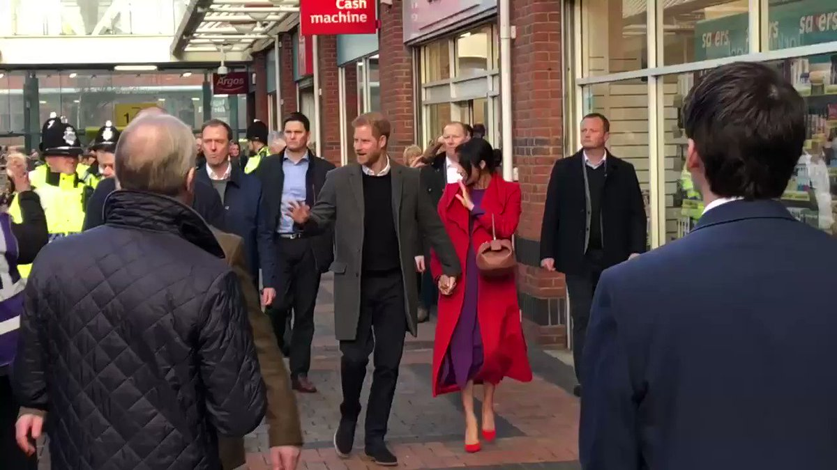 Capital Wirral News's photo on The Duke and Duchess of Sussex