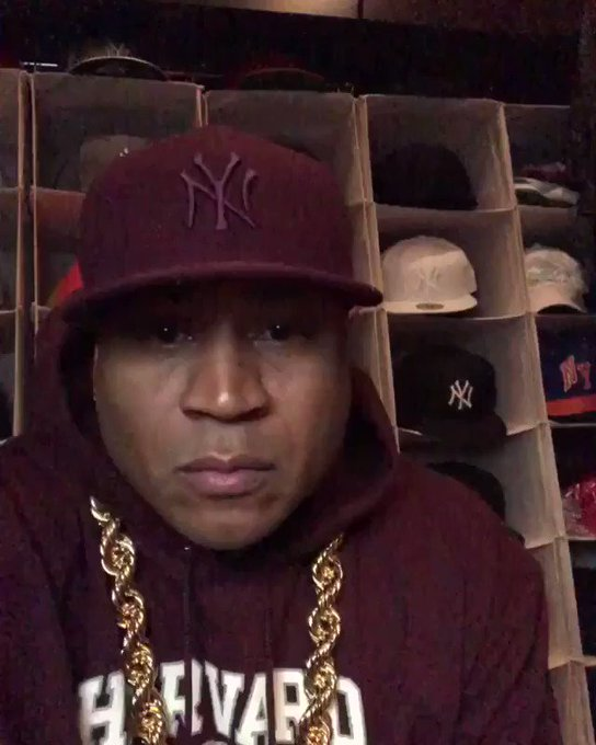 Happy Birthday goes out to LL Cool J! He turned 51 today! Comment your favorite song of his below!   LLCoolJ
