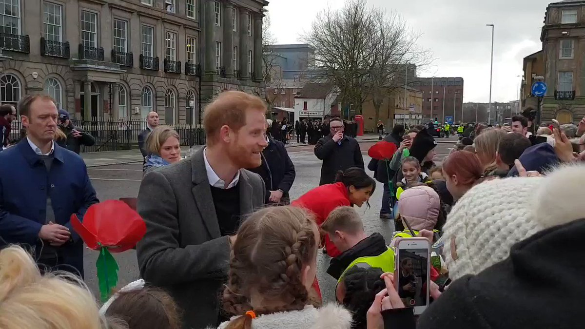 Wirral Council's photo on The Duke and Duchess of Sussex