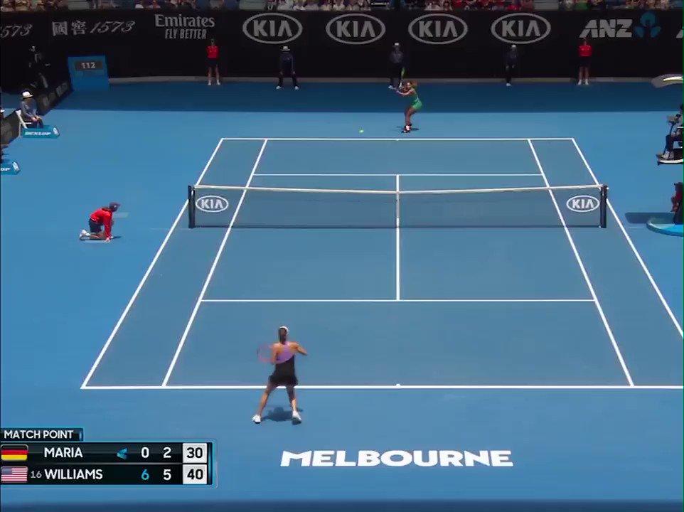 SportsCenter's photo on Australian Open