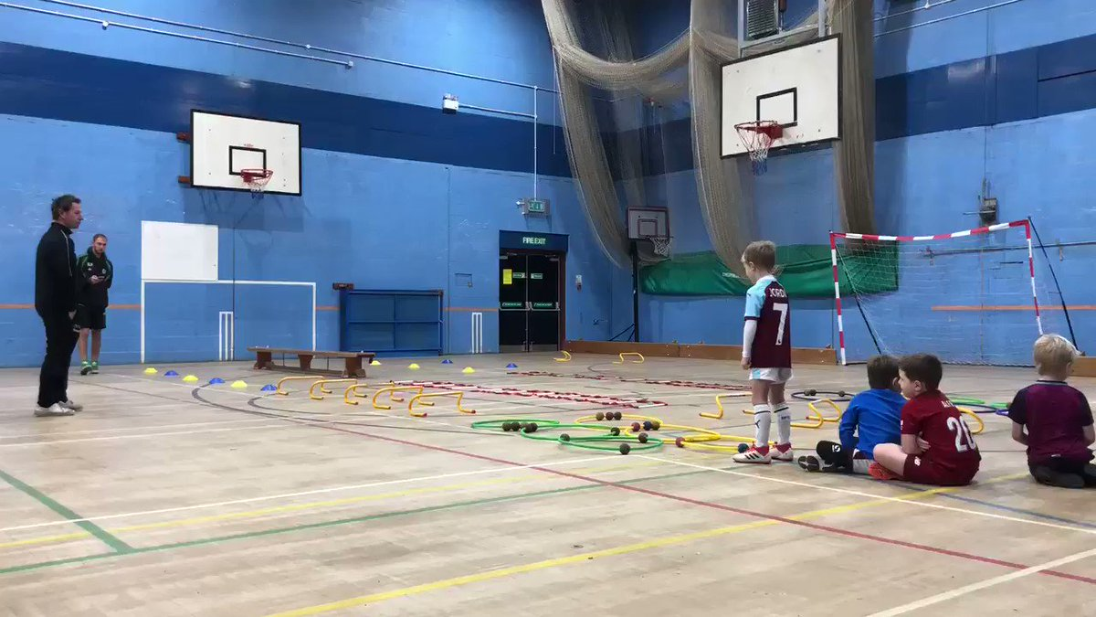 Interested in your child's agility and starting the journey to health for life visit our site for info & products https://sensiblesoccer.co.uk/agility-hurdle-set-cones-poles-15…