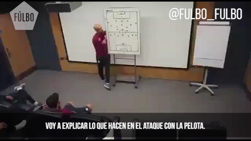 RT @fulbo_fulbo: [Subtitulado] Guardiola explica cómo marcar el ataque de Salah y Mané. https://t.co/unOyiVlNRB