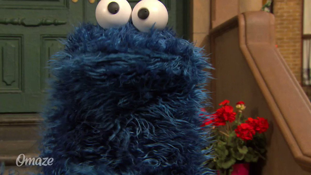Cookie Monster on Twitter: