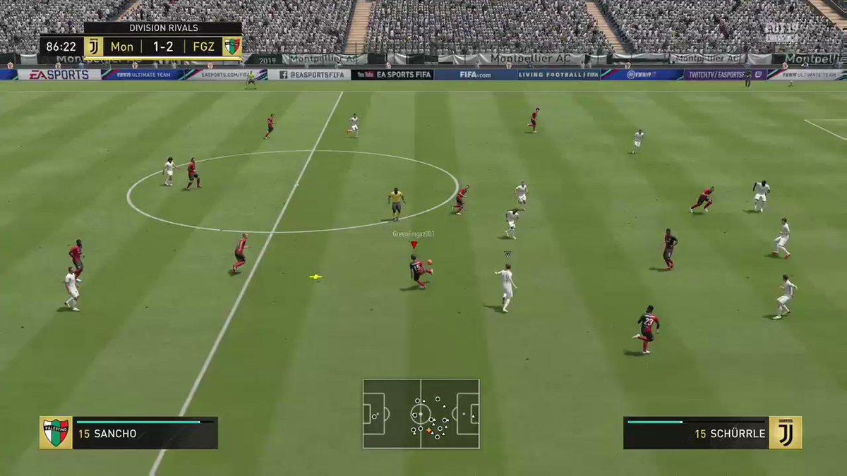 Skillllzzzzz😉 #FIFA19 #XboxShare