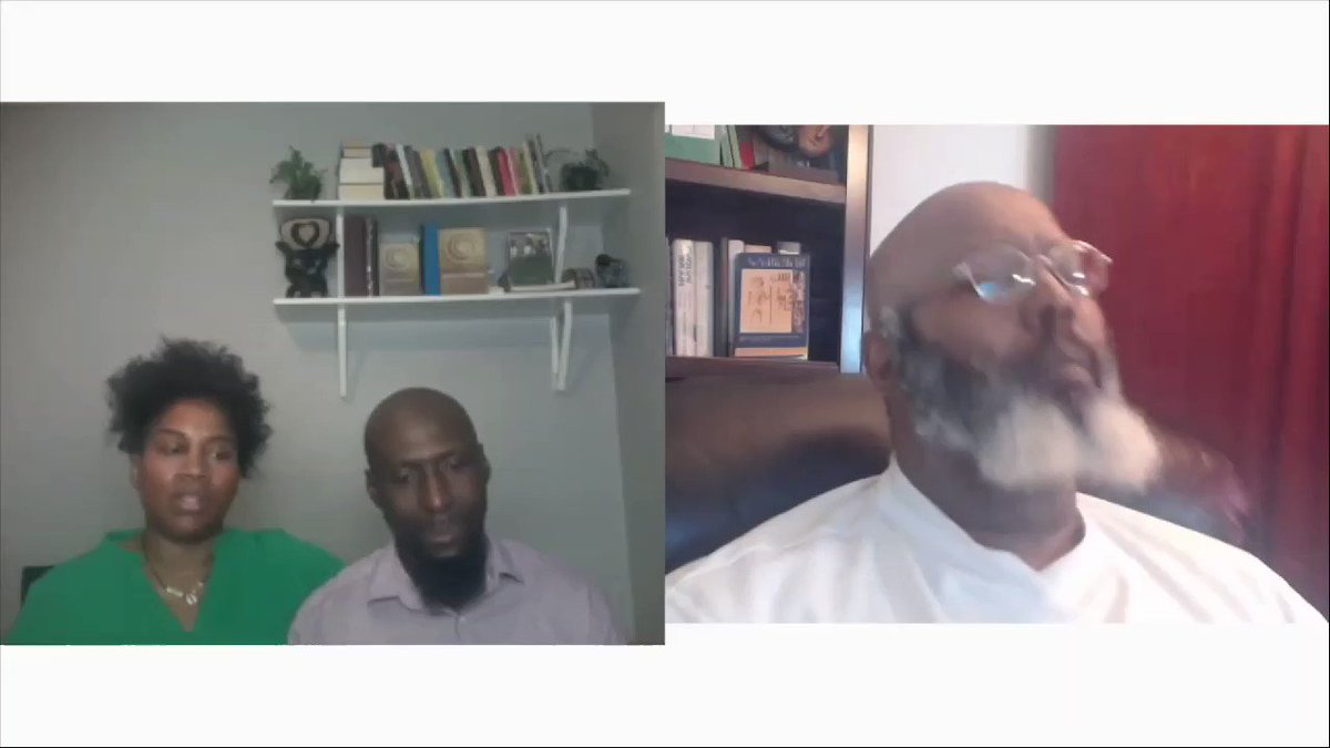Great webinar and great course! Verona and Dalian have done and continue to do  amazing and  important work for the spiritual restoration of African people all over the wrold 🙏🏿. You still have 20 minutes to sign up for free