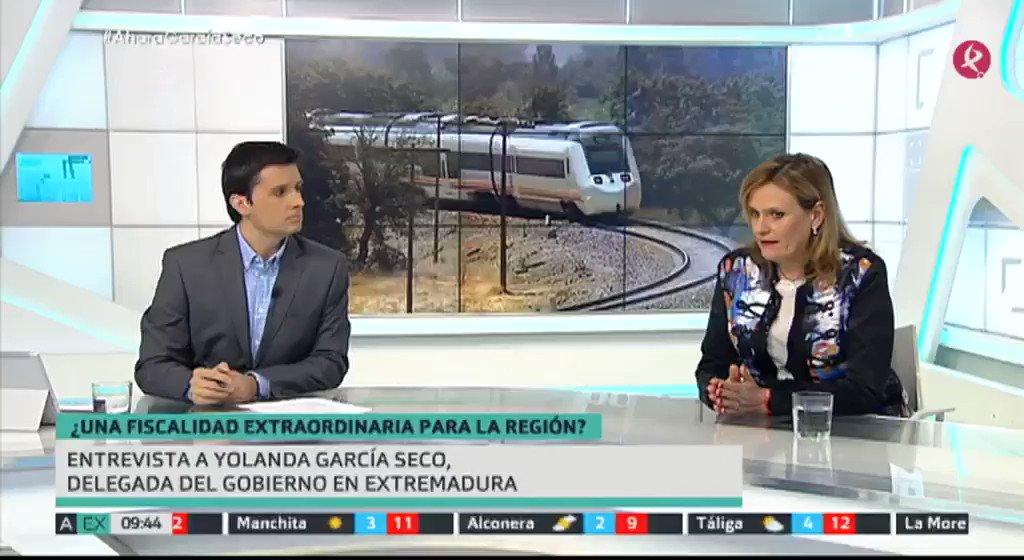 🔴 Entrevista a la @DGobExtremadura:  🎙️@Yolasec: