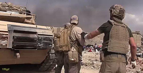 Soldier runs into firefight to save a child #BoysWillBeBoys  #BoycottGillette