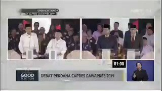 Dede Budhyarto's photo on #JokowiAminMenangDebat