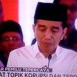 #JokowiKerjanyaNyata Twitter Photo