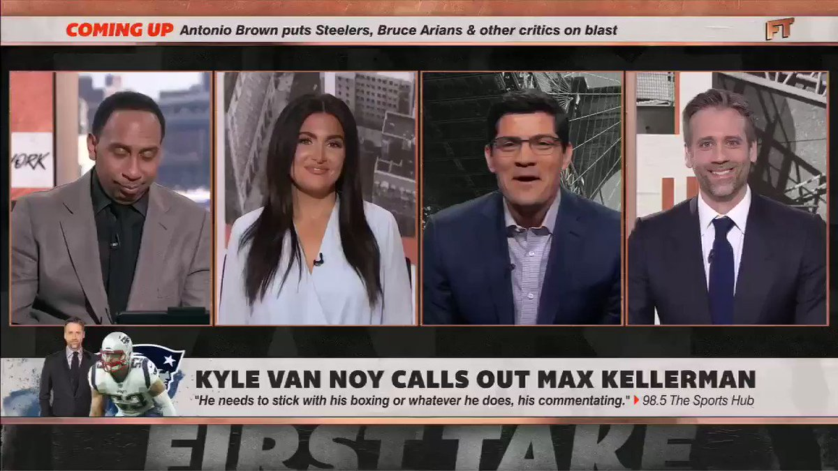 Max Kellerman Getting Destroyed For What He Said On ESPN