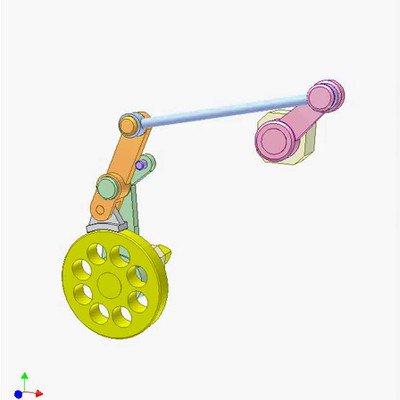 Friction Ratchet Mechanism