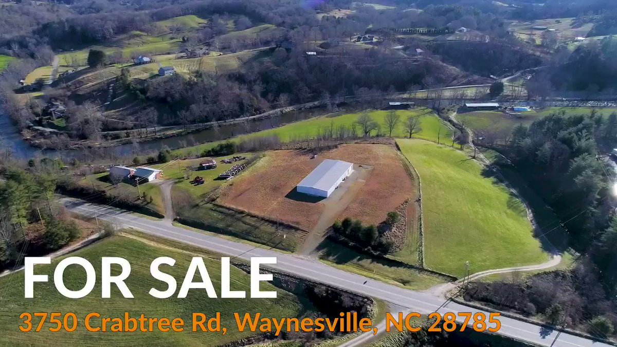 Image for the Tweet beginning: 9,000 SF on 6.29 acres