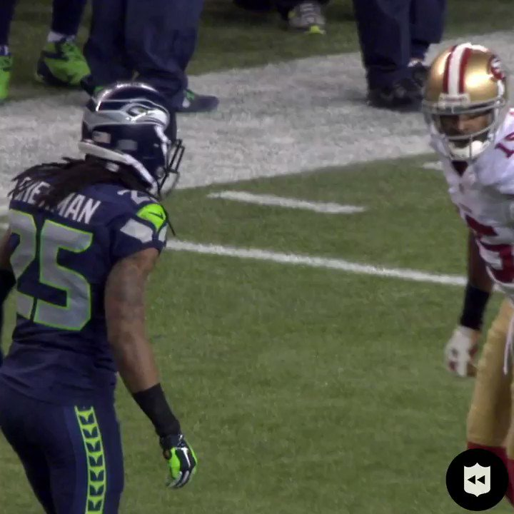 @brgridiron's photo on Richard Sherman