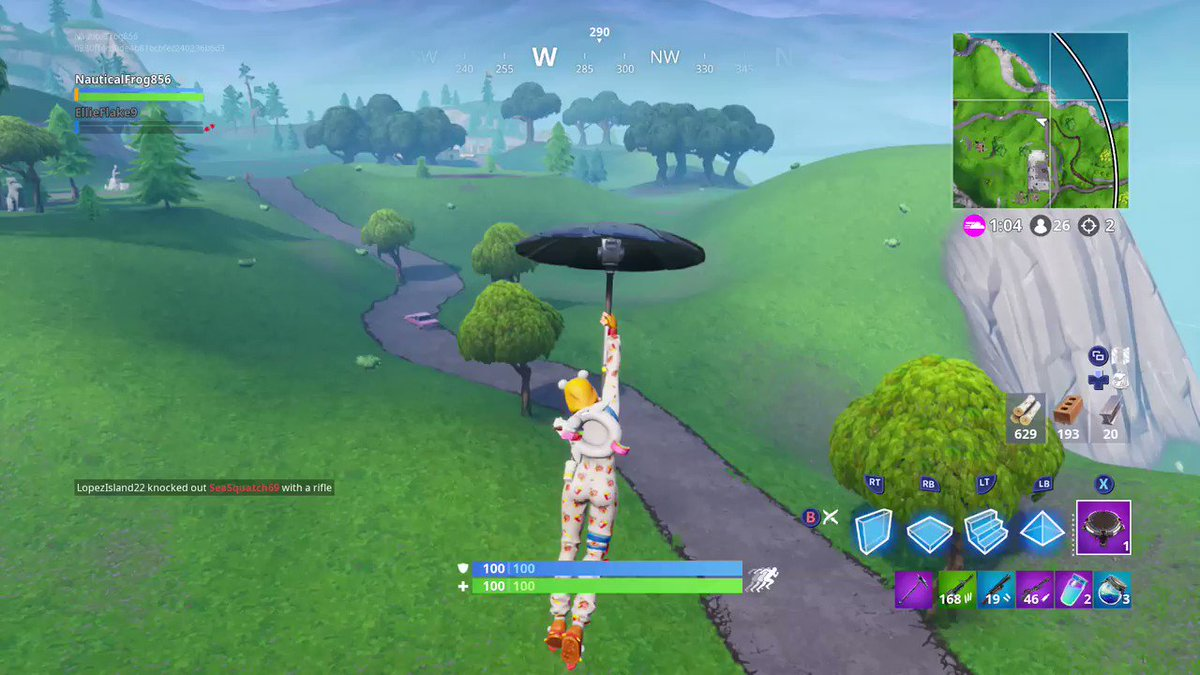 Bro but like who said you could use my launch pad??🤨 #xboxstreamer #Fortnite #XboxShare