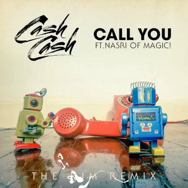Image for the Tweet beginning: We remixed @cashcash latest single