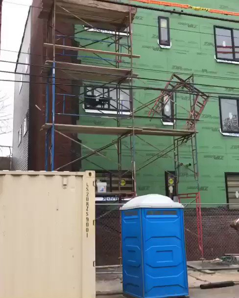 Another progress video of 2220-28 West Master Street in Brewerytown. More to follow! This 13 unit apartment complex will be ready Spring of 2019! // #fifthrealty #fifthsvideos #brewerytown #philly #phillyrealestate #newconstruction