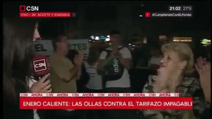 Noticias en Red's photo on #Cacerolazo