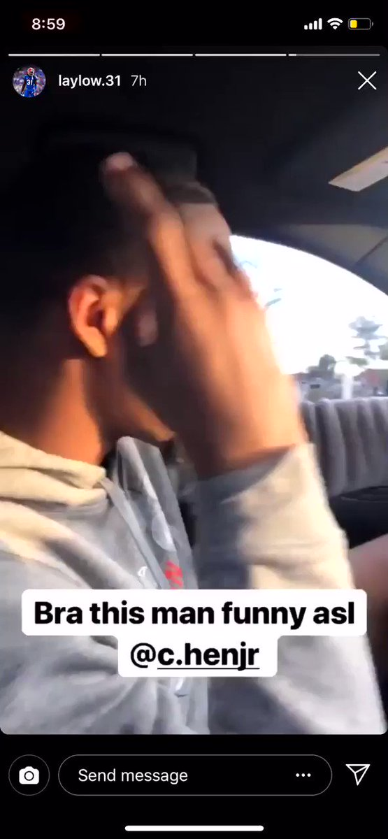 Hendo (@HendersonChris_ ) bumping blueface. 2019 natty confirmed. 🐊🐊🐊🐊🐊 https://t.co/LyCIWtts3M