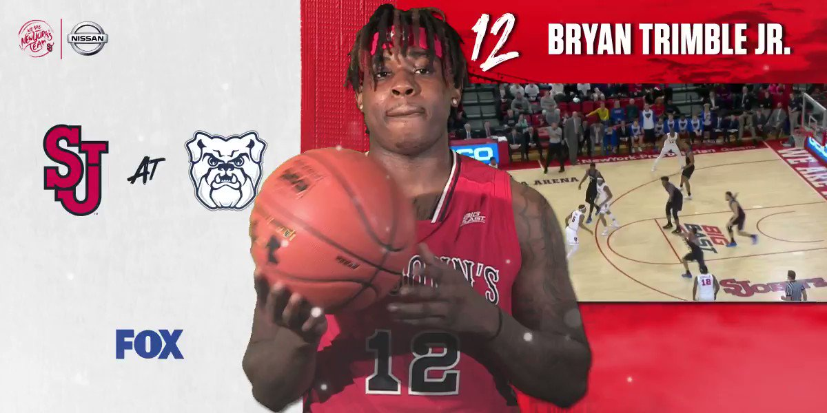 It's GAME DAY! #SJUBB visits Butler for a 4:30 tip at Hinkle Fieldhouse on @FOXSports   PREVIEW ➡️ http://bit.ly/2CvBLDf   #WeAreNewYorksTeam
