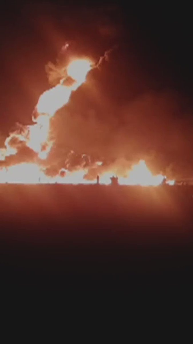 Death toll in Mexico pipeline explosion rises to 66, with dozens more injured  Latest: http://bbc.in/2FLtrlR