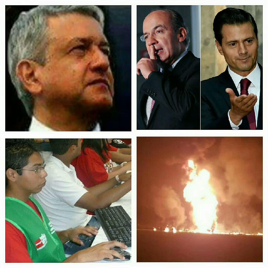 AntiTelevisaMx's photo on #ConLaTragediaNo