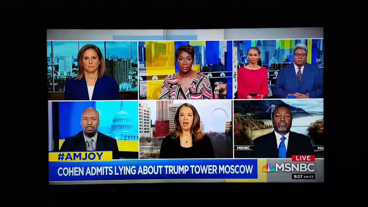 """""""This is a transnational crime syndicate masquerading as a government.""""   My interview today on #AMJoy:"""