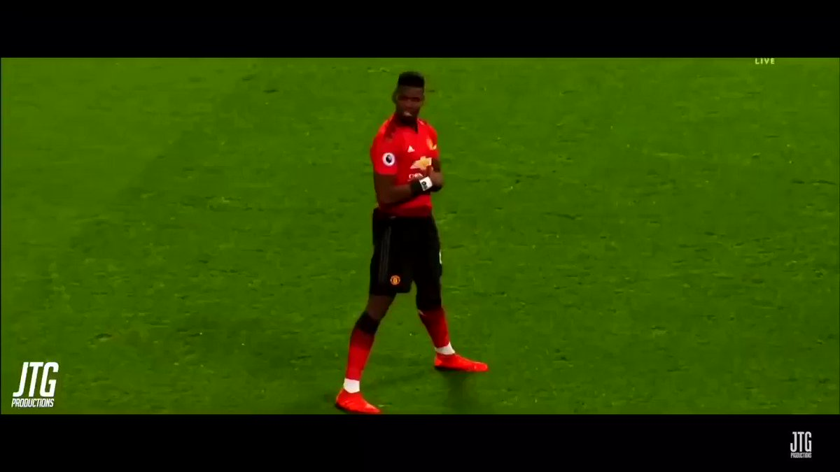 """Look what player we have in our hands. Our most skilful and valuable player by far.  Most of this clips are after Ole arrived. And you clearly see he is the """"virus""""🤔😱. We need this kind of players, which can win you games.  Credit: @JTGProductionYT"""