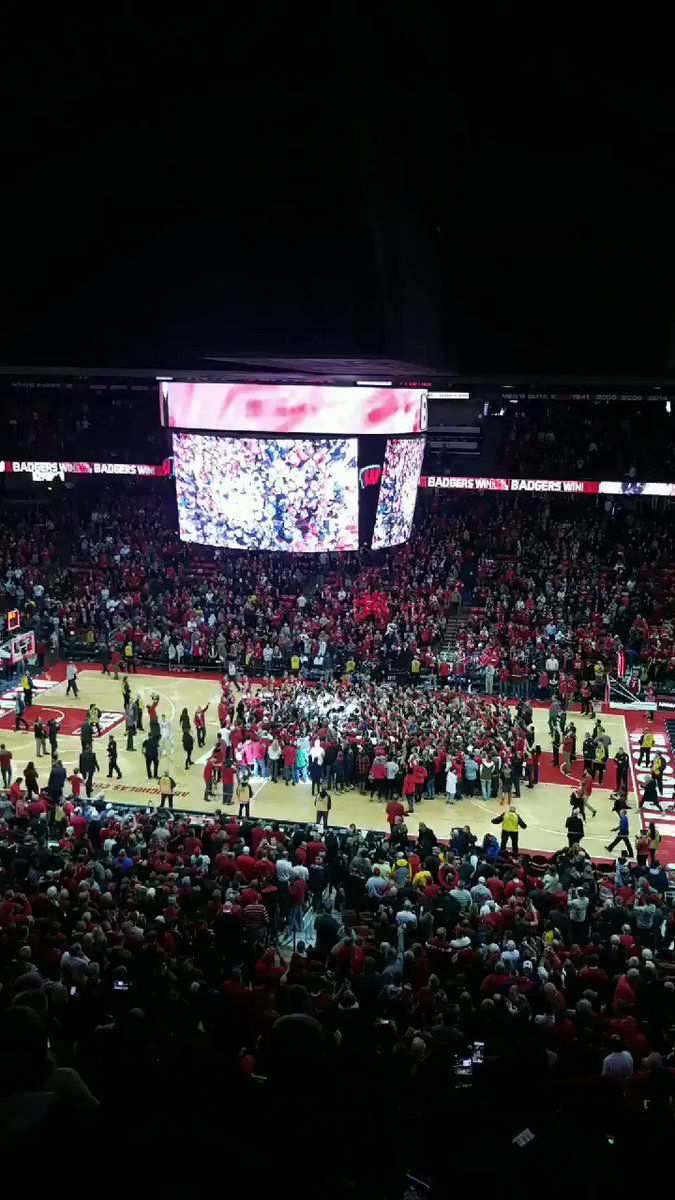 Justin McCoy's photo on #Badgers