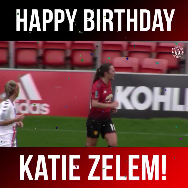 3️⃣ of the best from the birthday girl — have a great day, @KatieZel! 🎂 #MUWomen