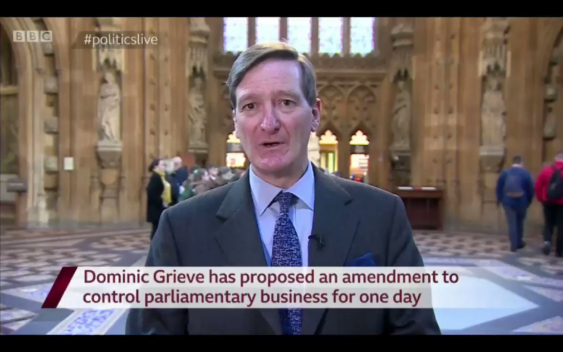 Image for the Tweet beginning: Dominic Grieve - I'm simply