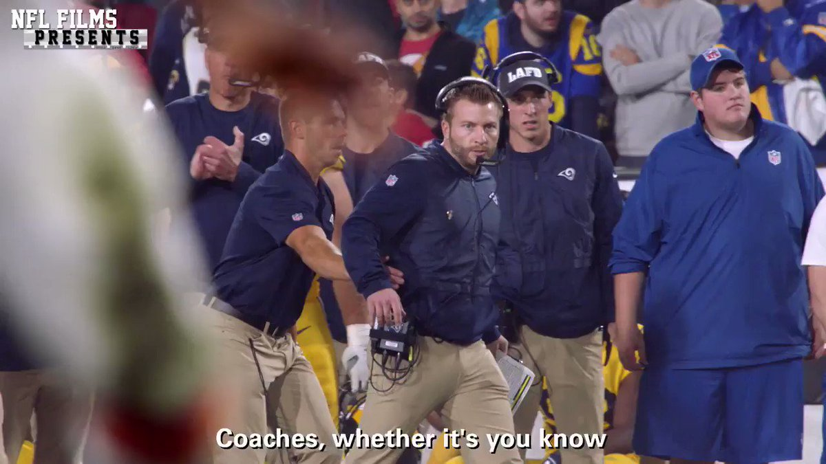 Sideline Video Highlights Rams Assistant's Ridiculous Job