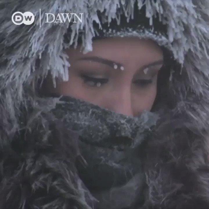 DawnNews's photo on #winter