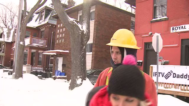 I can't get over @LeahCTV's interview with a man in a hole.  So here's the extended cut. @ctvottawa